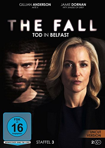 The Fall - Tod in Belfast: Staffel 3 (2 DVDs)