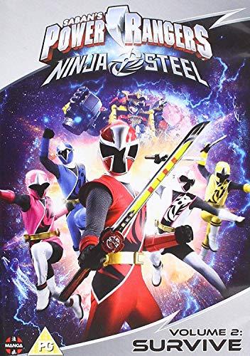 Power Rangers Ninja Steel,