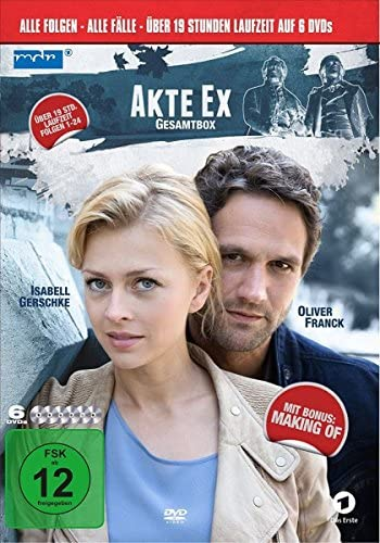 Akte Ex Gesamtbox (6 DVDs)