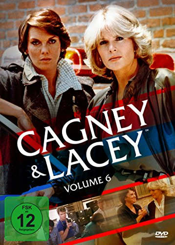 Cagney & Lacey Vol. 6 (6 DVDs)