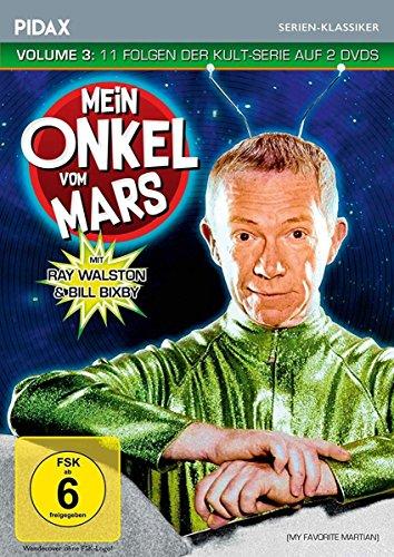 Mein Onkel vom Mars Vol. 3 (2 DVDs)