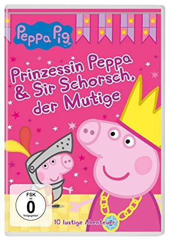 Peppa Pig: Prinzessin Peppa & Sir Schorsch der Mutige und andere Geschichten