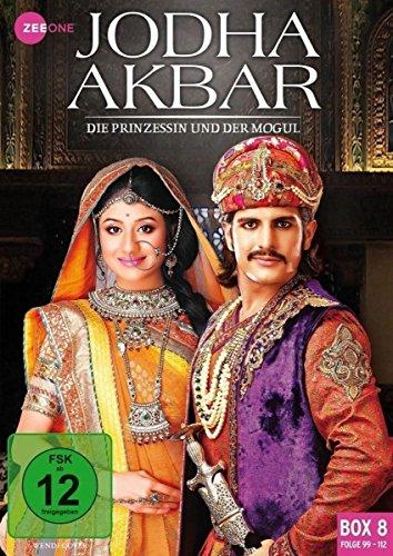 Jodha Akbar Die Prinzessin und der Mogul - Box  8 (Folge 99-112) (3 DVDs)