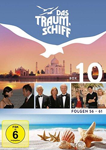 Das Traumschiff Box 10 (Folgen 56-61) (3 DVDs)