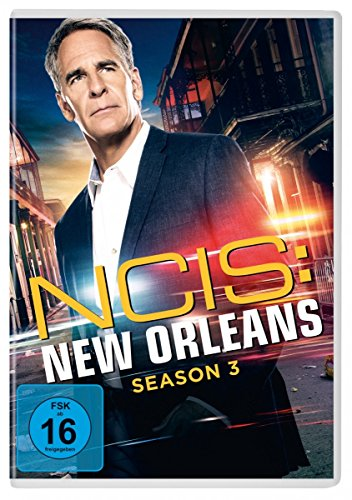 NCIS: New Orleans Staffel 3 (6 DVDs)