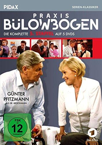 Praxis Bülowbogen Staffel 5 (5 DVDs)