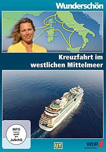 Wunderschön! Kreuzfahrt im westlichen Mittelmeer