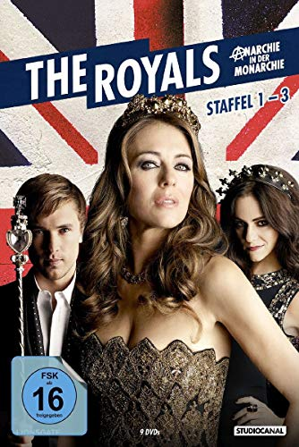 The Royals Staffel 1-3 (9 DVDs)