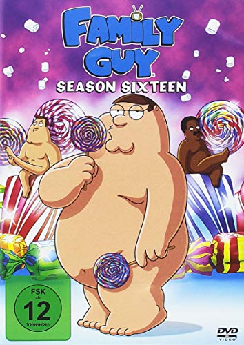 Family Guy Season 16 (3 DVDs)