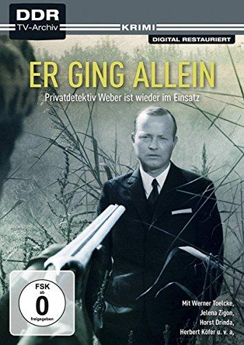 Er ging allein DDR TV-Archiv