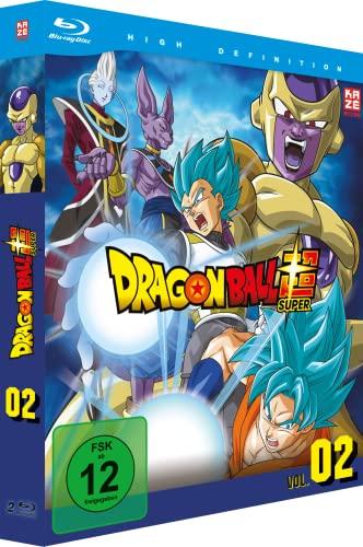 Dragonball Super 2. Arc: Goldener Freezer (Episoden 18-27) [Blu-ray]