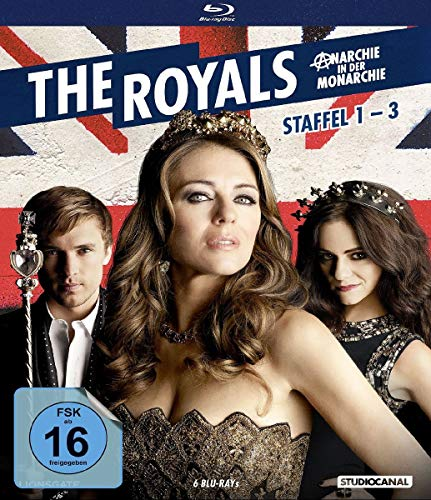 The Royals Staffel 1-3 [Blu-ray]