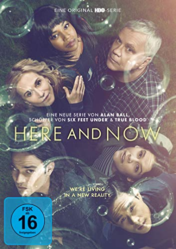 Here and Now 4 DVDs