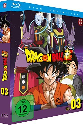 Dragonball Super 3. Arc: Universum 6 (Episoden 28-46) [Blu-ray]