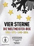 Vier Sterne - Die Weltmeister-Box - 1954 1974 1990 2014 (5 DVDs)