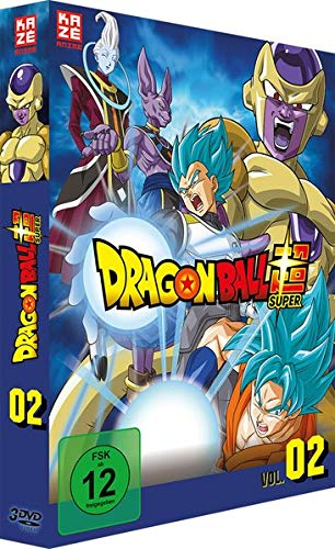 Dragonball Super 2. Arc: Goldener Freezer (Episoden 18-27) (2 DVDs)