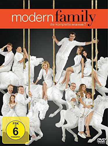 Modern Family Staffel 7 (4 DVDs)