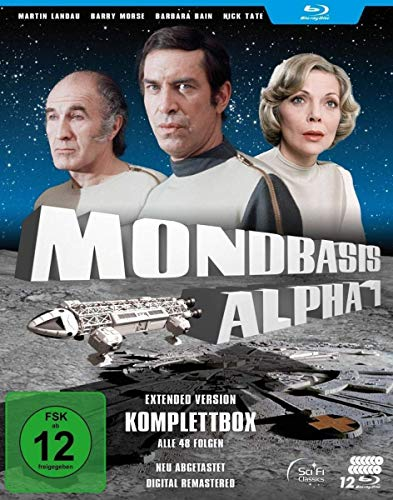 Mondbasis Alpha 1 Komplettbox (HD Extended Version) [Blu-ray]