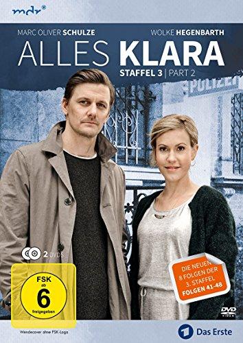 Alles Klara Staffel 3, Teil 2 (2 DVDs)