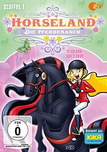 Horseland - Die Pferderanch: Staffel 3