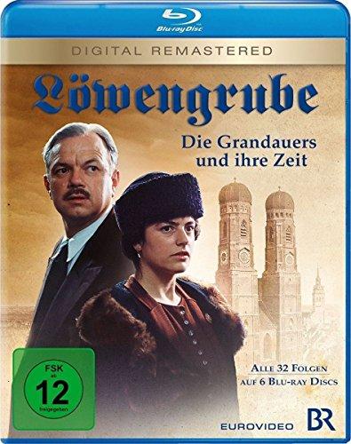Löwengrube, Die Grandauers und ihre Zeit - Die komplette Serie (Digital remastered) [Blu-ray]