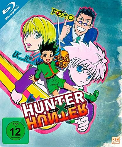 Hunter x Hunter Vol. 1 (Episode 1-13) (Limitierte Edition) [Blu-ray]