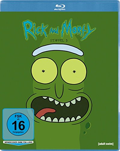 Rick and Morty Staffel 3 [Blu-ray]