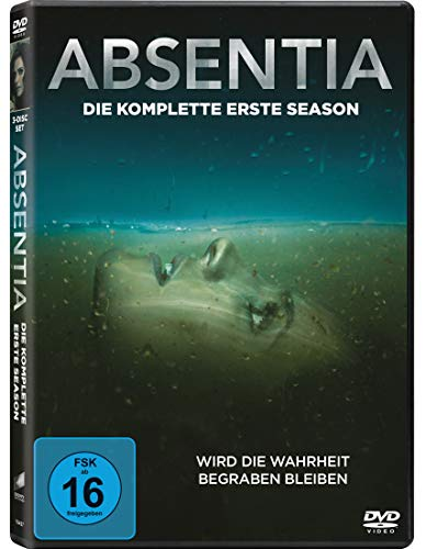 Absentia Staffel 1 (4 DVDs)