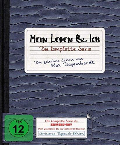 Mein Leben & Ich Die komplette Serie (Mediabook-Tagebuch) [SD on Blu-ray]