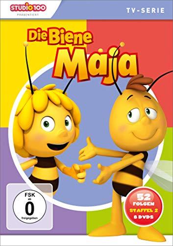 Die Biene Maja Staffel 2 Komplettbox (8 DVDs)