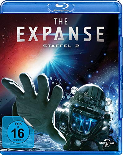 The Expanse Staffel 2 [Blu-ray]