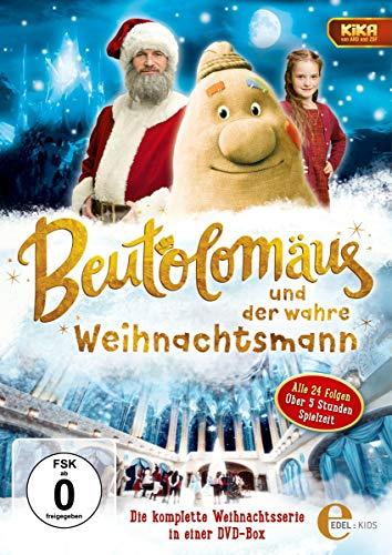 Beutolomäus und der wahre Weihnachtsmann Die komplette Weihnachtsserie