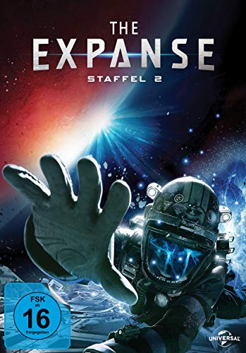 The Expanse Staffel 2 (4 DVDs)