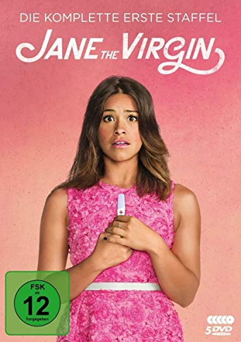 Jane the Virgin Staffel 1 (5 DVDs)