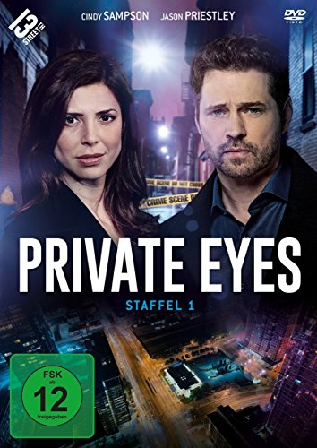 Private Eyes Staffel 1 (3 DVDs)