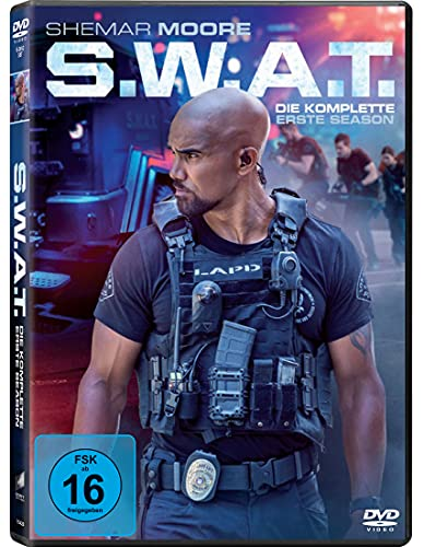 S.W.A.T. Staffel 1 (6 DVDs)