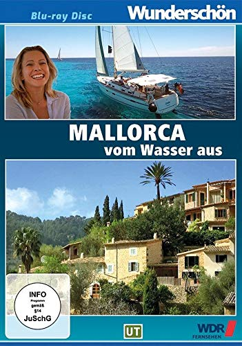 Wunderschön! Mallorca vom Wasser aus [Blu-ray]