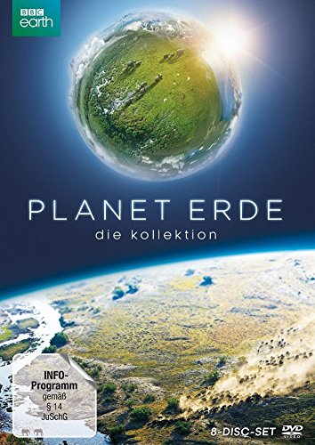Planet Erde Die Kollektion (Limited Edition) (8 DVDs)