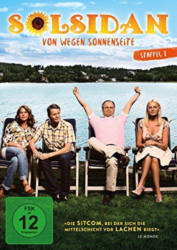 Solsidan Von wegen Sonnenseite: Staffel 1 (2 DVDs)