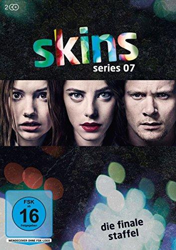 Skins Staffel 7 (2 DVDs)
