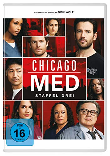 Chicago Med Staffel 3 (6 DVDs)