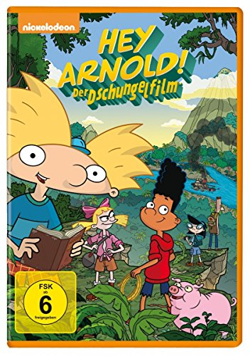 Hey Arnold! Hey Arnold! The Movie