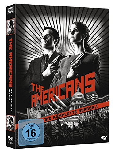 The Americans Staffel 1 (4 DVDs)