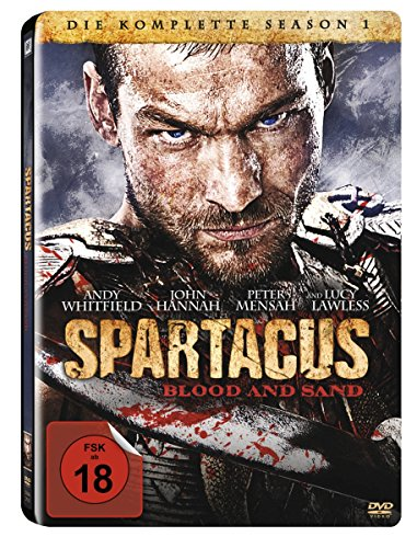 Spartacus: Blood and Sand - Staffel 1 (Limited Edition Steelbook)