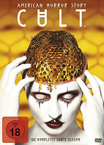 American Horror Story Staffel 7: Cult (3 DVDs)