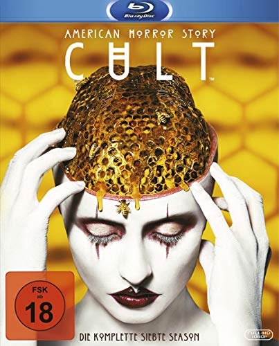 American Horror Story Staffel 7: Cult [Blu-ray]