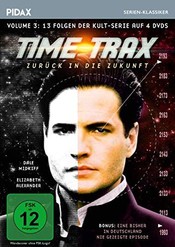Time Trax - Zurück in die Zukunft, Vol. 3 (4 DVDs)