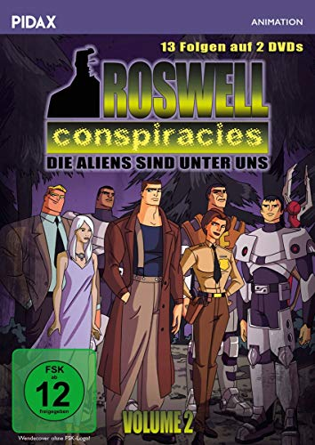 Roswell Conspiracies, Vol. 2 (2 DVDs)
