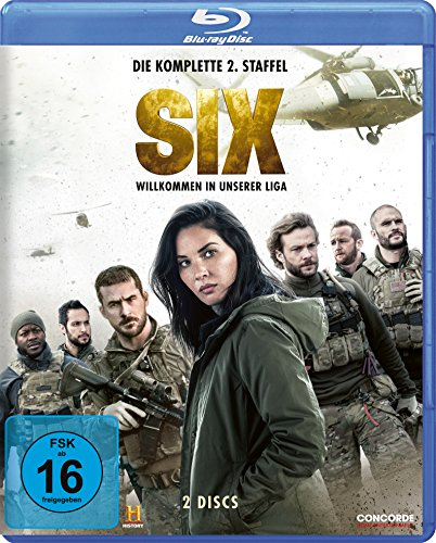 Six Staffel 2 [Blu-ray]