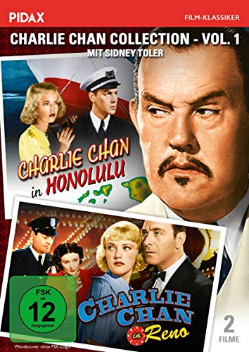 Charlie Chan Collection - Vol. 1: Charlie Chan in Honolulu + in Reno